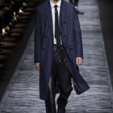 denim leather DIOR HOMME fall 2015 FashionDailyMag