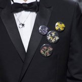 dior homme flowers fall 2015