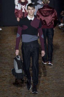 krisvanassche FALL 2015 menswear FashionDailyMag sel 7