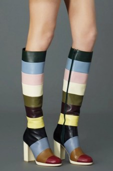 valentino prefall 2015 FashionDailyMag sel boots
