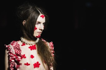 Simone Rocha AW15 (Dan Sims, British Fashion Council) 2