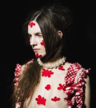 Simone Rocha details AW15 (Dan Sims, British Fashion Council) 2
