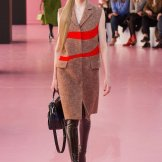 DIOR fall 2015 PFW highlights FashionDailyMag ondria hardin