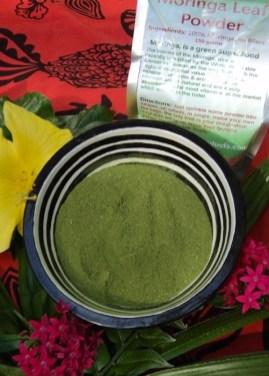MORINGA leaf powder spring beauty FashionDailyMag