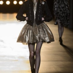 SAINT LAURENT fall 2015 FashionDailyMag sel 68