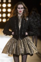 SAINT LAURENT fall 2015 FashionDailyMag sel 70