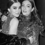 hailee steinfeld and lorde DIOR after party fall 2015 FashionDailyMag 2