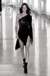 joan smalls anthony vaccarello fall 2015 FashionDailyMag sel 72