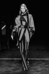 kloss at balmain fall 2015 fashiondailymag