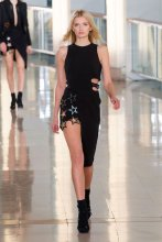 lily donaldson anthony vaccarello fall 2015 FashionDailyMag sel 9