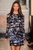 malaika firth PUCCI FALL 2015 FashionDailyMag