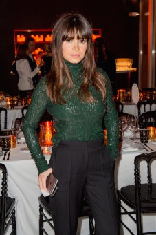 miroslava duma DIOR after party fall 2015 FashionDailyMag 2