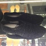 MARGIELA sequined shoes fashiondailymag