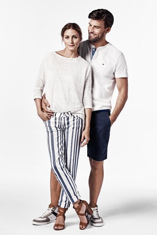 OLIVIA PALERMO JOHANNES HUEBL tommy hilfiger FashionDailyMag