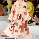 coral mondrian CHANEL resort 2016 FashionDailyMag