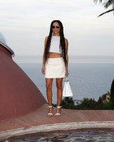 zoe kravitz dior cruise 2016 FashionDailyMag
