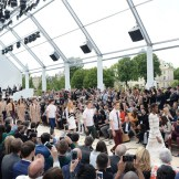 Burberry Menswear Spring/Summer 2016 - Front Row & Show