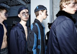 Agi & Sam SS16, Back Stage (Sam Wilson,British Fashion Council) lowRes29