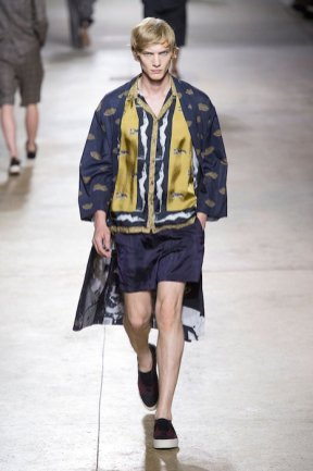 paul boche DRIES VAN NOTEN mw ss16 fashiondailymag