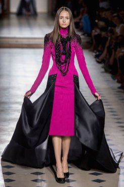 JULIEN FOURNIE FW15 couture fashiondailymag 49