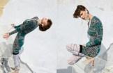 saskia de brauw Missoni campaign FashionDailyMag 14