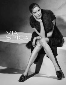 Hilary Rhoda VIA SPIGA FashionDailyMag