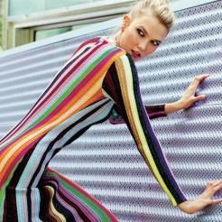 KARLIE KLOSS glamour Tom Munro FashionDailyMag 1