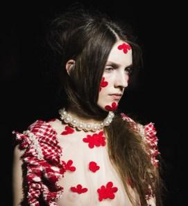 Simone Rocha Floral FashionDailyMag 10