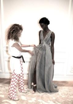CLEAR KAI MILLA ss16 NYFW FashionDailyMag brigitte segura