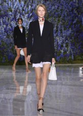 DIOR ss16 FashionDailyMag look 2 julia nobis