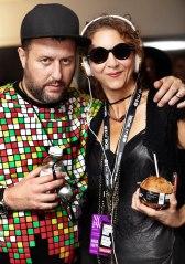 brigitte segura nick MARA HOFFMAN SS16 fashiondailymag label m