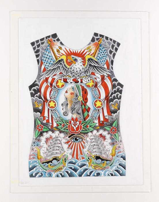bob roberts tattoo art peter mui guernseys FashionDailyMag