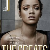 rihanna t magazine the greats fashiondailymag