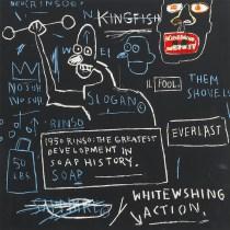 lot 194 Basquiat