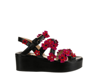 Paul Andrew Sandals VDAY2016 fashiondailymag