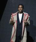Asap Rocky attend the Dior Menswear