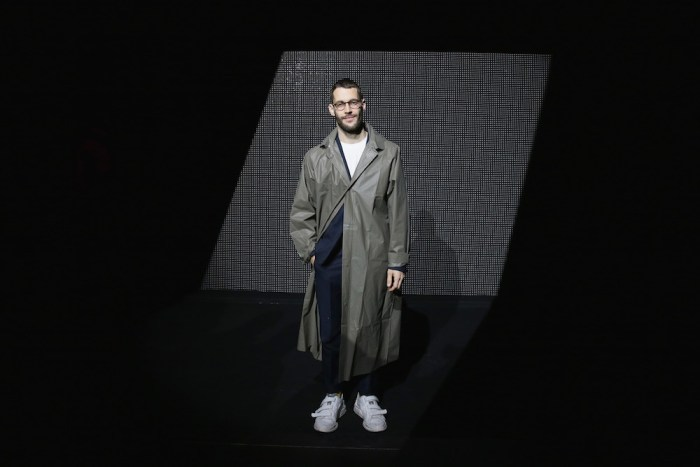 simon porte jacquemus dior homme FashionDailyMag