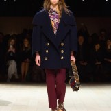 Burberry Womenswear February 2016 Collection - Look 22