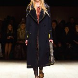 Burberry Womenswear February 2016 Collection - Look 36