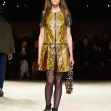 Burberry Womenswear February 2016 Collection - Look 40