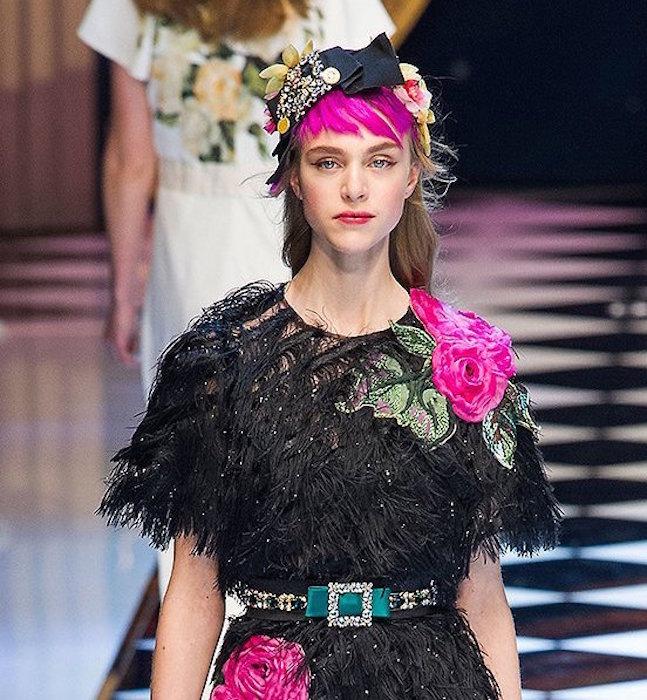 DOLCE GABBANA fw16 MFW fwp FashionDailyMag 49
