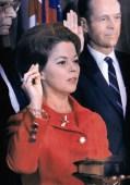 Shirley Temple Black Sworn In 1969