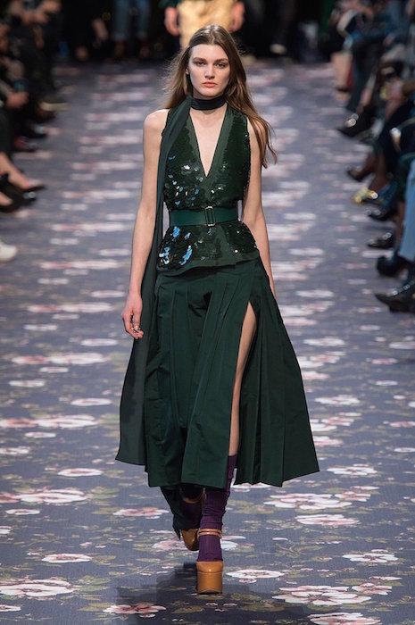 ROCHAS fw16 PFW fwp FashionDailyMag 14