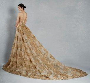 Kelly Faetanini Spring 2017 bridal FashionDailyMag 1