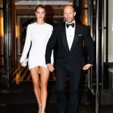 Rosie Huntington-Whiteley met gala 2016 the mark FashionDailyMag