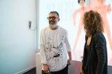 brigitte segura + ashish TAINT by ASHISH vfiles FashionDailyMag