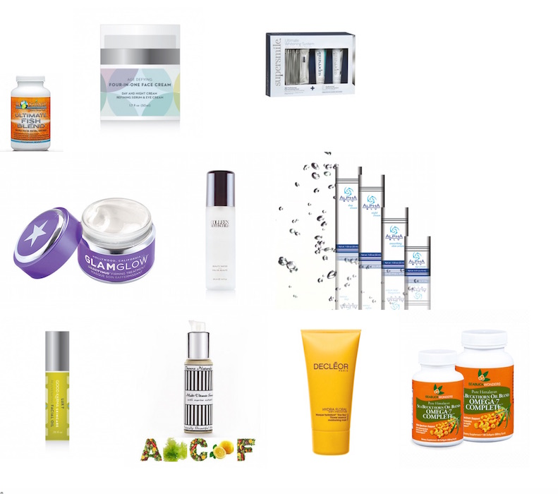 10 SUMMER BEAUTY face treats fashiondailymag