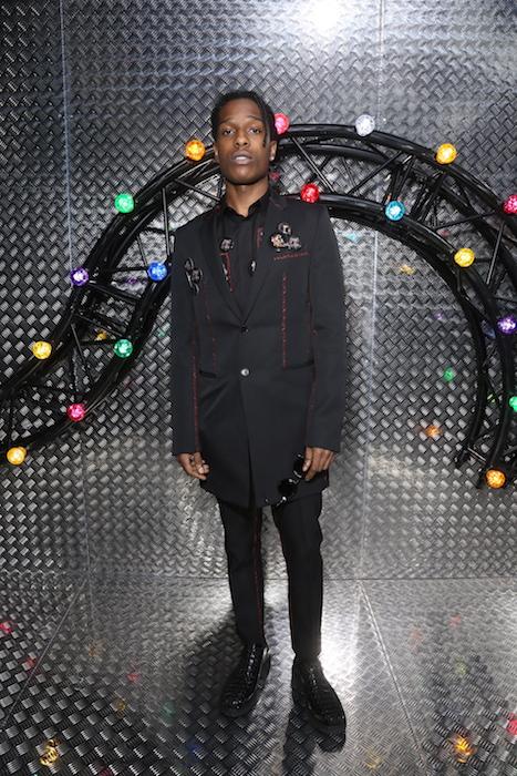 A$AP ROCKY Paris Fashion Week - Menswear Spring/Summer 2017