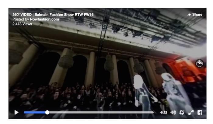 NOWFASHION 360 videos 4