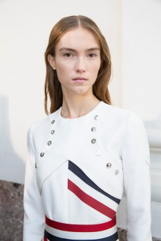 MONCLER GAMME ROUGE ss17 FashionDailyMag 1